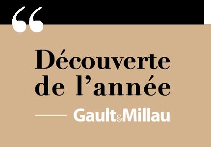 Le Vieux Chateau - Gault Millau - Ontdekking van het jaar